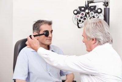 視網膜靜脈阻塞