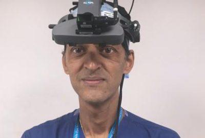 機器人系統可以幫助恢復與年齡相關的黃斑病變患者的視力
